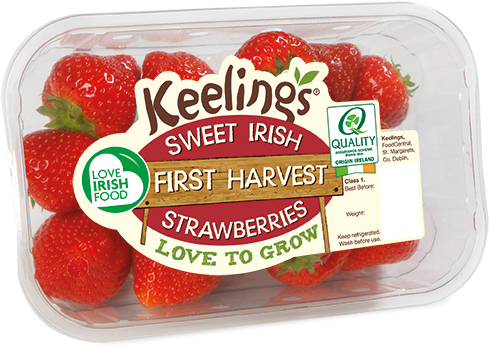 Keelings Strawberrys