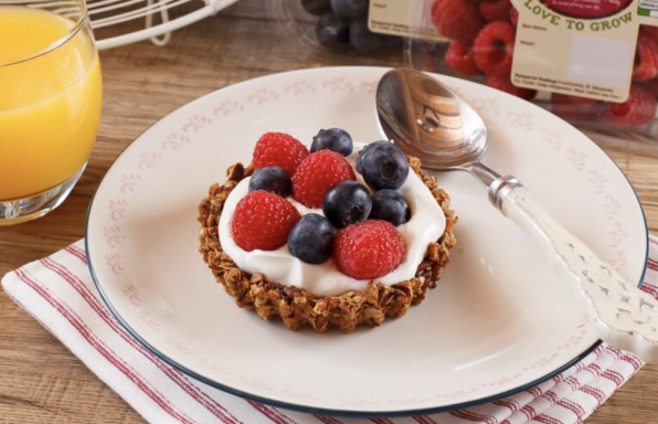 Breakfast Tarts