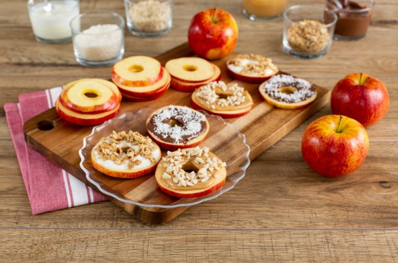 Apple Donuts recipe Image